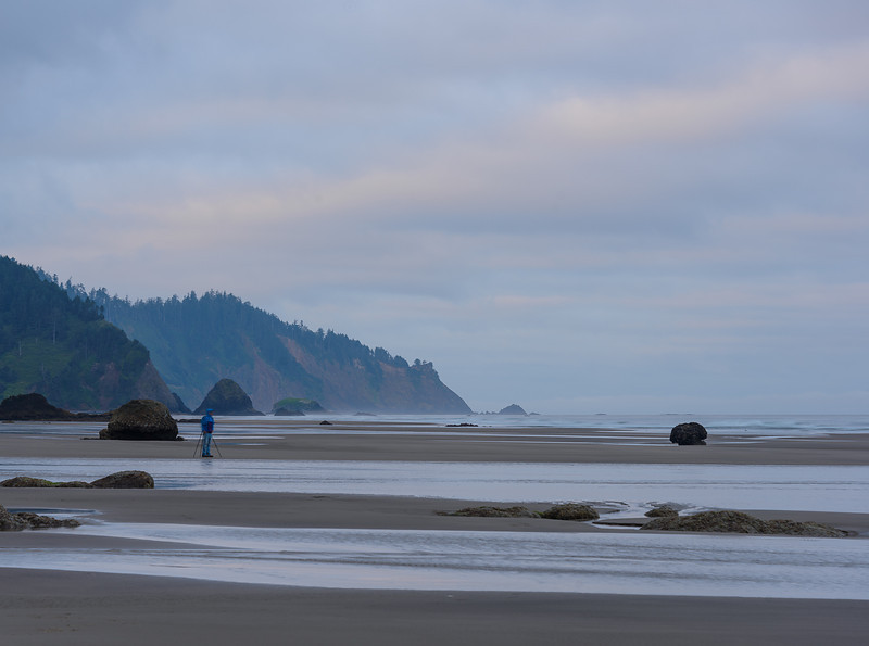 Another morning on the Oregon Coast.... this place never gets old.