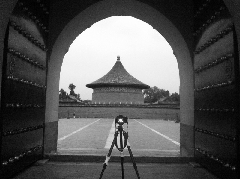 Sunrise shoot @ The Temple of Heaven in Beijing