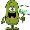 http://www.dreamstime.com/royalty-free-stock-photos-cartoon-pickle-sign-illustration-holding-image47366058