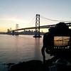 Sunset in San Francisco