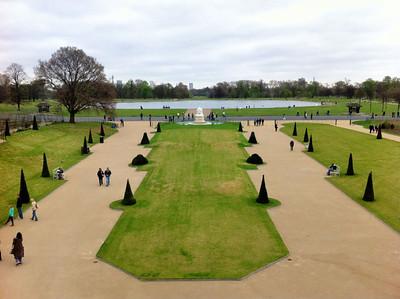 Kensington Palace Gardens - London