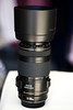 Canon70-300 IS f4-5-6 like new with filter