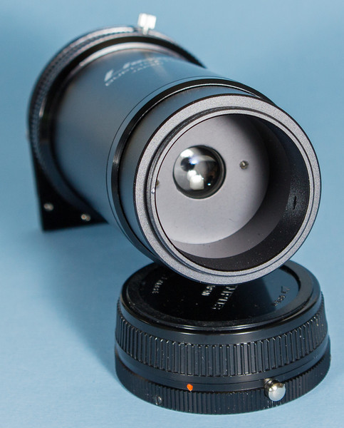 Lioner Duplicator.  It is T-mount but it came with an Olympus OM to T-mount adapter.