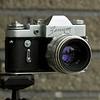 Zenit 3M + Helios 44 58mm f1:2