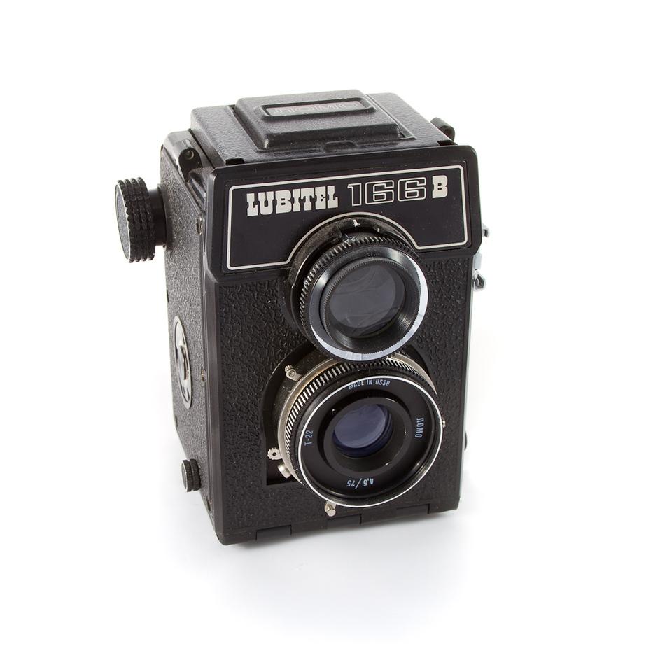 Lubitel 166B