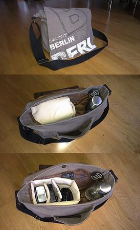 DIY camerabag