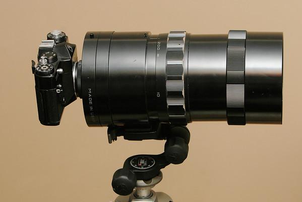 Zenit TTL & MTO 1000A f/10.5 1100mm