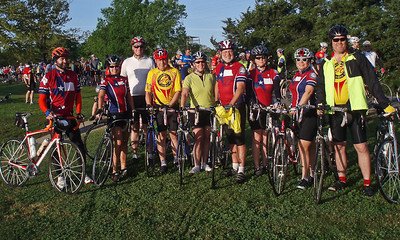 Camp For All Hilltop Ride