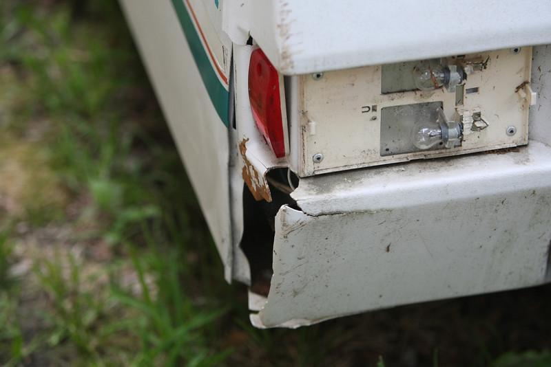 Camper Repair.