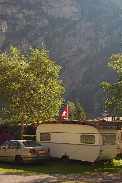 """The other kind of Swiss """"cabin"""""""