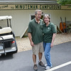 Ted and Maureen Nussdorfer, owners of the Minuteman Campground in Littleton. The grounds have been in Ted's family since 1973 when they opened. SENTINEL & ENTERPRISE / Ashley Green