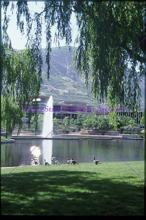 Campus shots, 1988-present