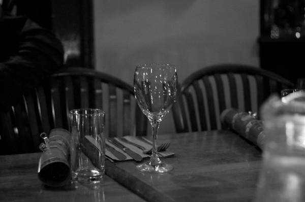 Camvine Xmas Dinner 2009