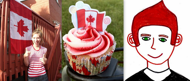 Happy Canada Day!  Happy Nomadic Samuel Day!  Happy Backpacking Travel Blog Day!