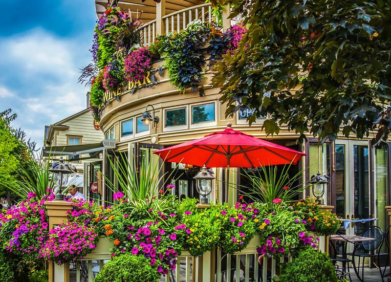 Wine Shop, Niagara-on-the-Lake, Onterio