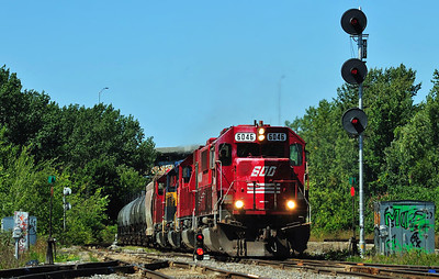 CP/D&H #642, Adirondack Junction  Qc