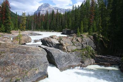 Natural Bridge Alberta, Canada