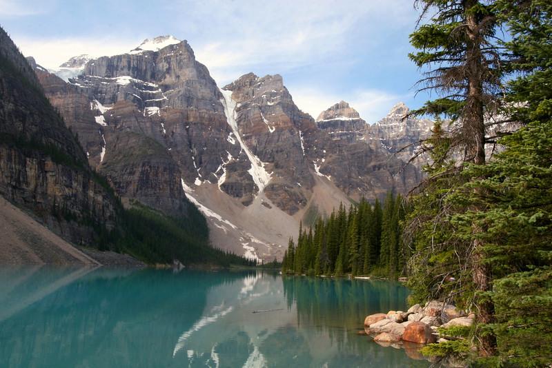Moraine Lake Alberta, Canada