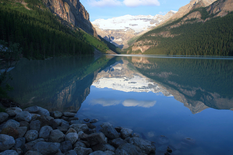 Lake Louise - Early Morning<br /> Alberta, Canada