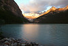 Lake Louise at Sunrise<br /> Alberta, Canada