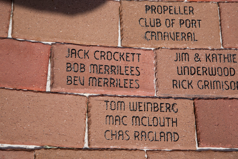 Buying a brick with your name or that of a loved one, enscribed onto a it is one way to support the lighthouse preservation efforts.