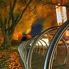 Bike Rack near Carillion, Canberra, ACT