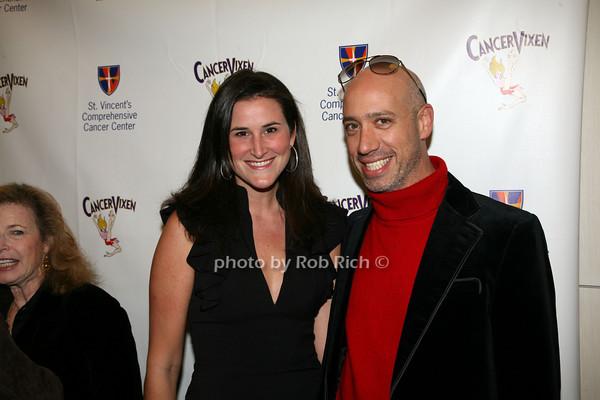 Robert Verdi, Lydia Wickliffe Fenet photo by R.Cole for   Rob Rich © 2009 robwayne1@aol.com 516-676-3939