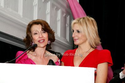Evelyn H. Lauder, Marisa Acocella Marchetto photo by R.Cole for   Rob Rich © 2009 robwayne1@aol.com 516-676-3939