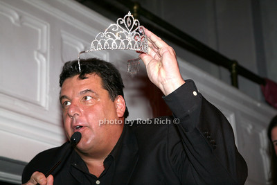 Steve Schirripa photo by R.Cole for   Rob Rich © 2009 robwayne1@aol.com 516-676-3939