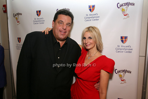 Steve Schirripa, Marisa Acocella Marchetto