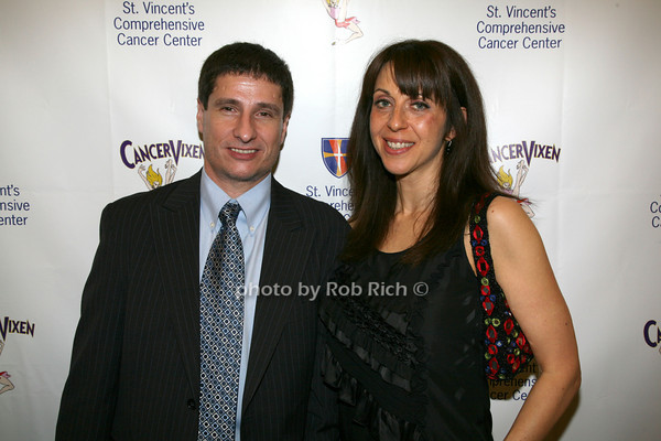 Jules Panapoulos, Lauri Panopoulos<br /> photo by R.Cole for   Rob Rich © 2009 robwayne1@aol.com 516-676-3939