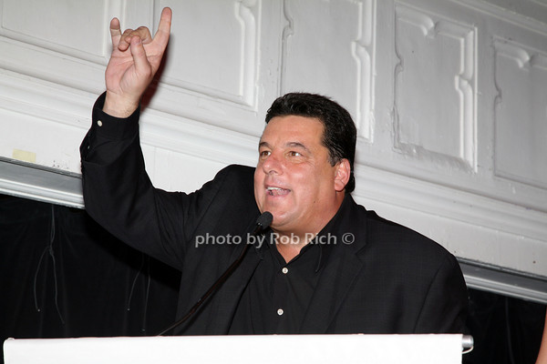 Steve Schirripa<br /> photo by R.Cole for   Rob Rich © 2009 robwayne1@aol.com 516-676-3939