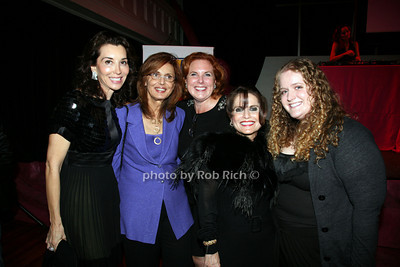 Fe Fendi, Violetta Acocella, Dr Linda Stone, Vanna Stone photo by R.Cole for   Rob Rich © 2009 robwayne1@aol.com 516-676-3939