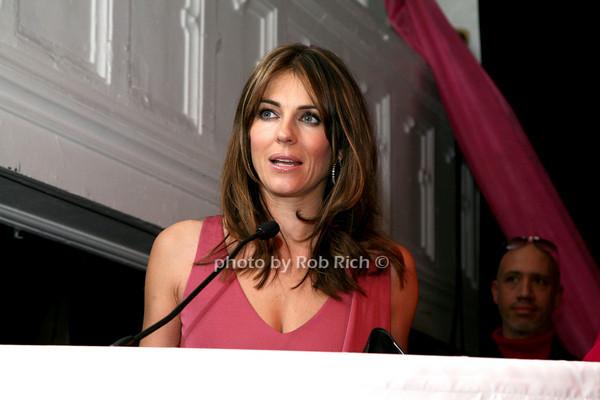 Elizabeth  Hurley<br /> photo by R.Cole for   Rob Rich © 2009 robwayne1@aol.com 516-676-3939