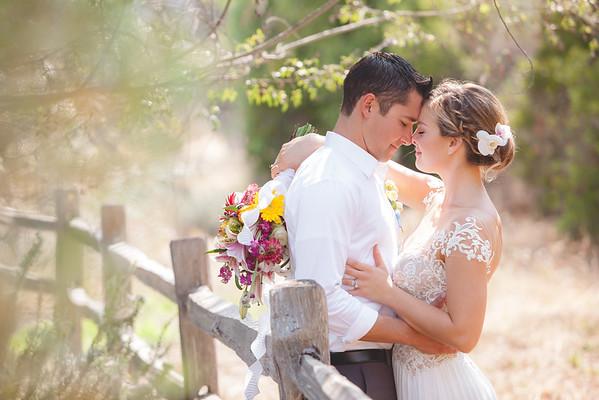 Candice & Wyatt (Wedding Photos)