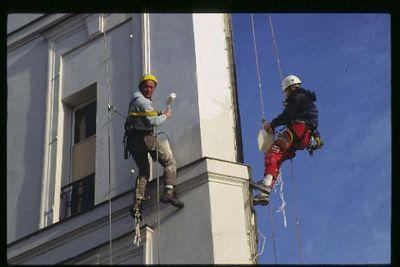 Paris house painters