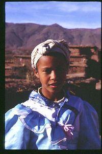 Young Moroccan Girl