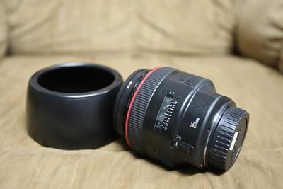 Canon EF 85L f1.2
