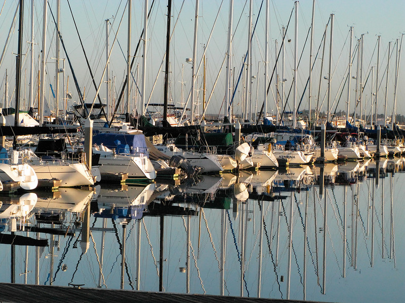 Emeryville harbor - Canon g9 - ISO 400