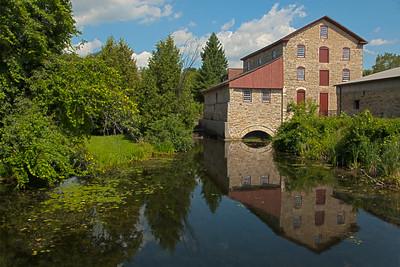 Old Stone Mill, Delta, Ontario - 16x24, $195