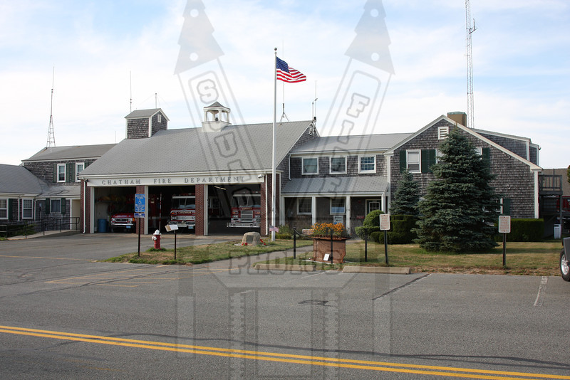 Chatham, Ma Station 1. This building was torn down in 2015 for a new station to be built on the same site.