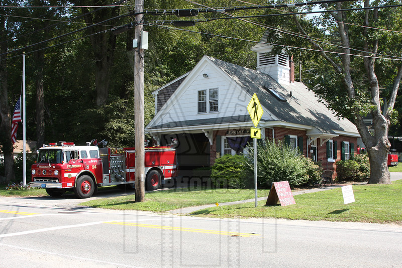 Falmouth, Ma. Station 4<br /> This firehouse is scheduled to be closed by 7/1/20