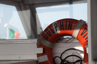Whale watch boat, Provincetown