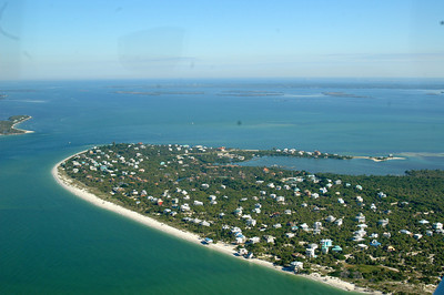 Upper Captiva Island.<br /> No Cars allowed on Island.<br /> You can reach the Island by <br /> Boat, Ferry or small private Plane