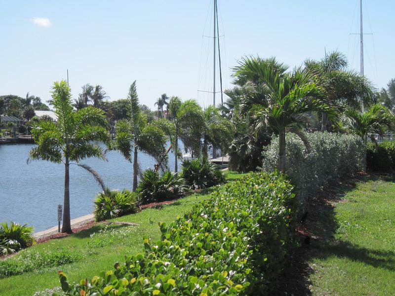 Yachtclub Gulf Access Canal