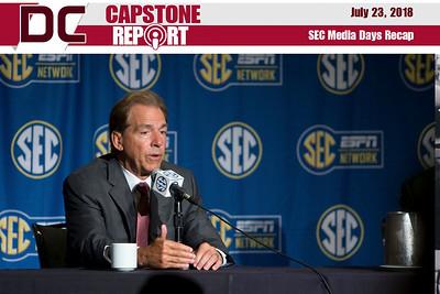 SEC Media Days Recap
