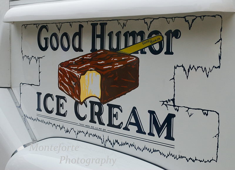 Good Humor Ice Cream Truck, Carmel Car Show, Carmel California