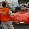 Car show on Lighthouse Ave. Pacific Grove, Ca
