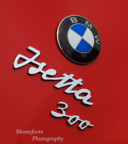 BMW Isetta 300, Carmel Car Show, Carmel California