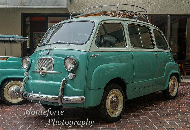 1957 FIAT Multipla for sale 125,000 to 175,000